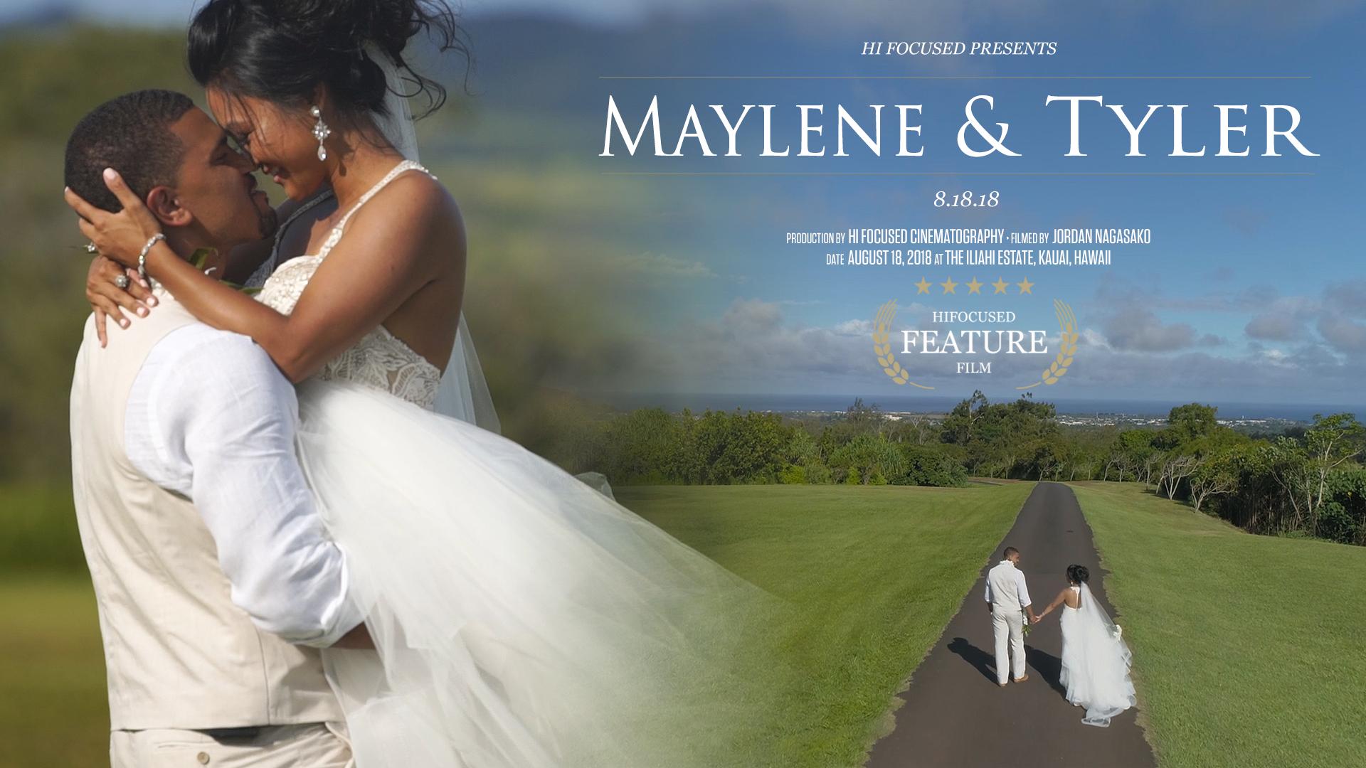 Maylene + Tyler | Kauai County, Hawaii | Iliahi esate
