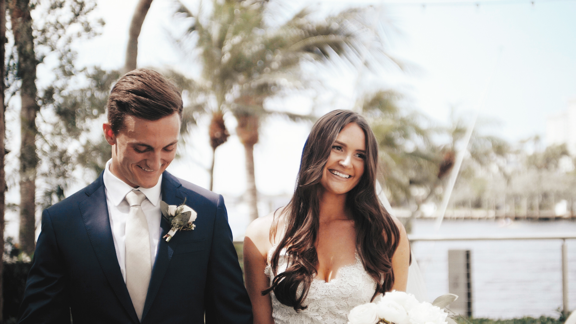Brooke + Clark | Boca Raton, Florida | The Addison of Boca Raton