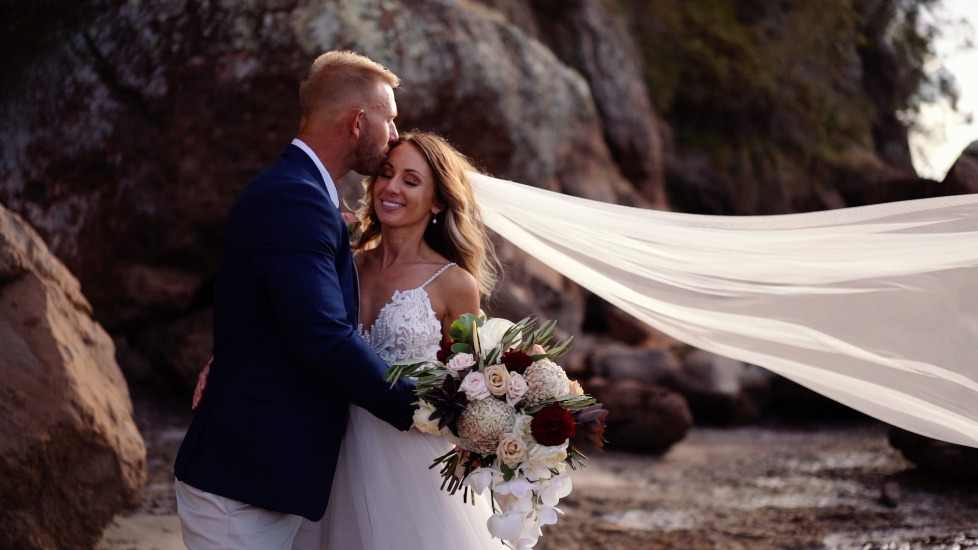 Kristen + Kirt | Port Stephens, New South Wales, Australia | The Anchorage