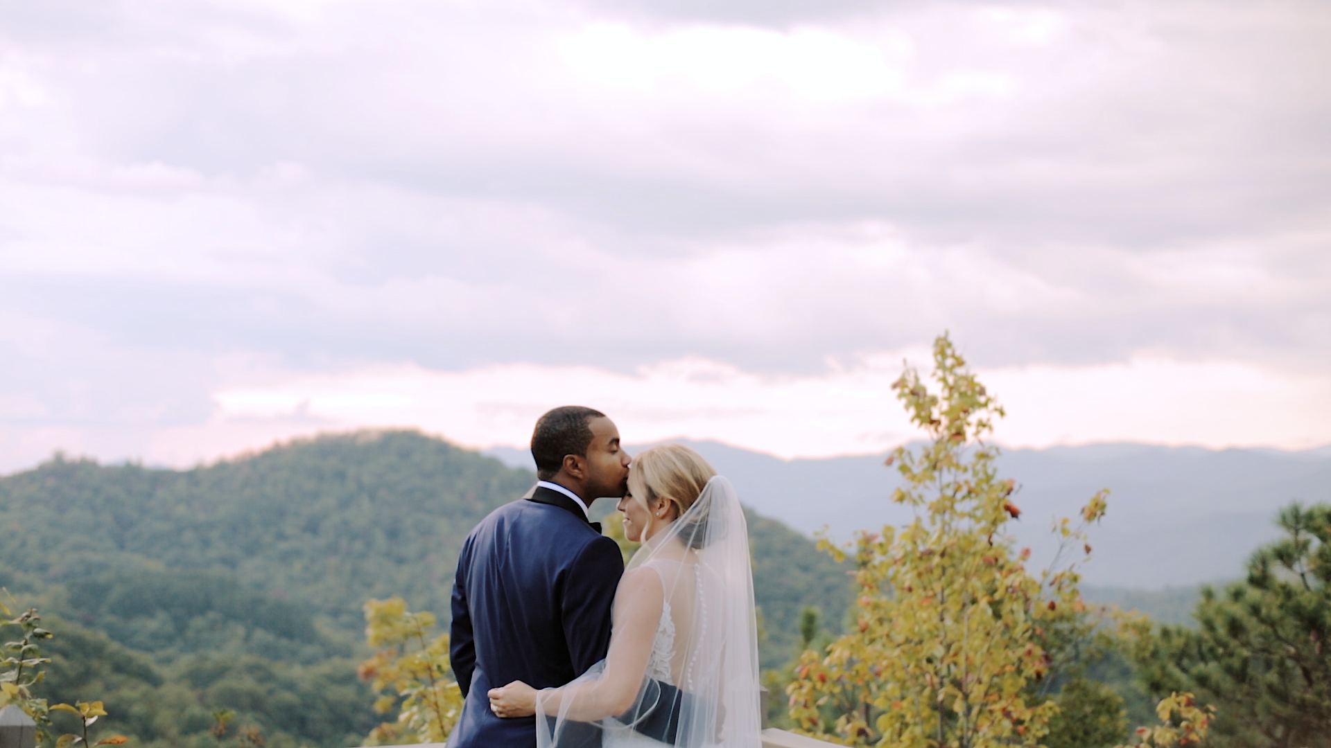 Kate + Chad | Andrews, North Carolina | Hawkesdene House