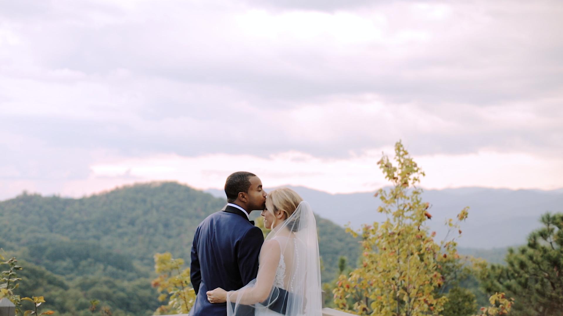 Kate + Chad | Andrews, North Carolina | Hawkesdene House