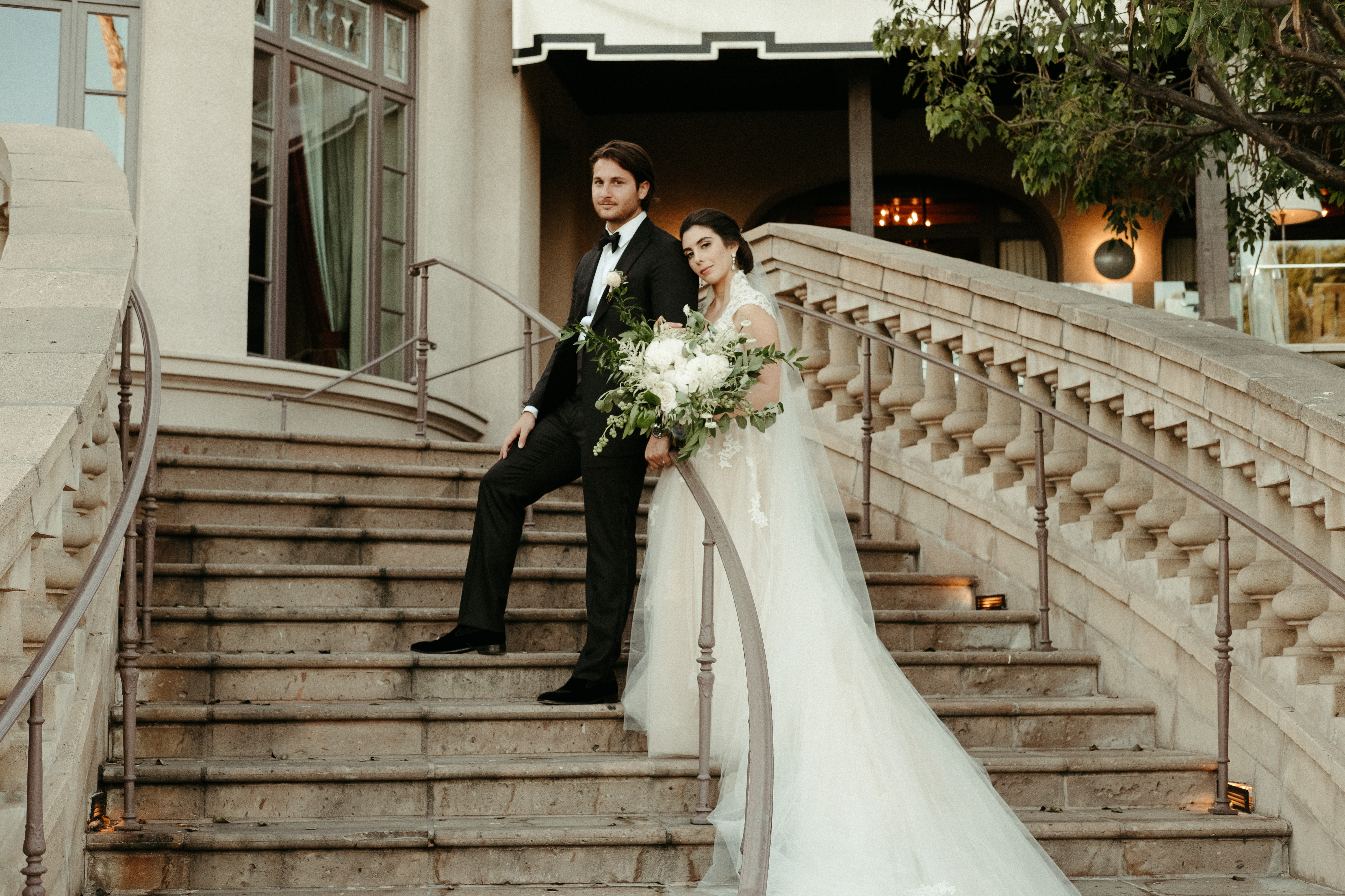 Emily + Souren | Pasadena, California | The Langham