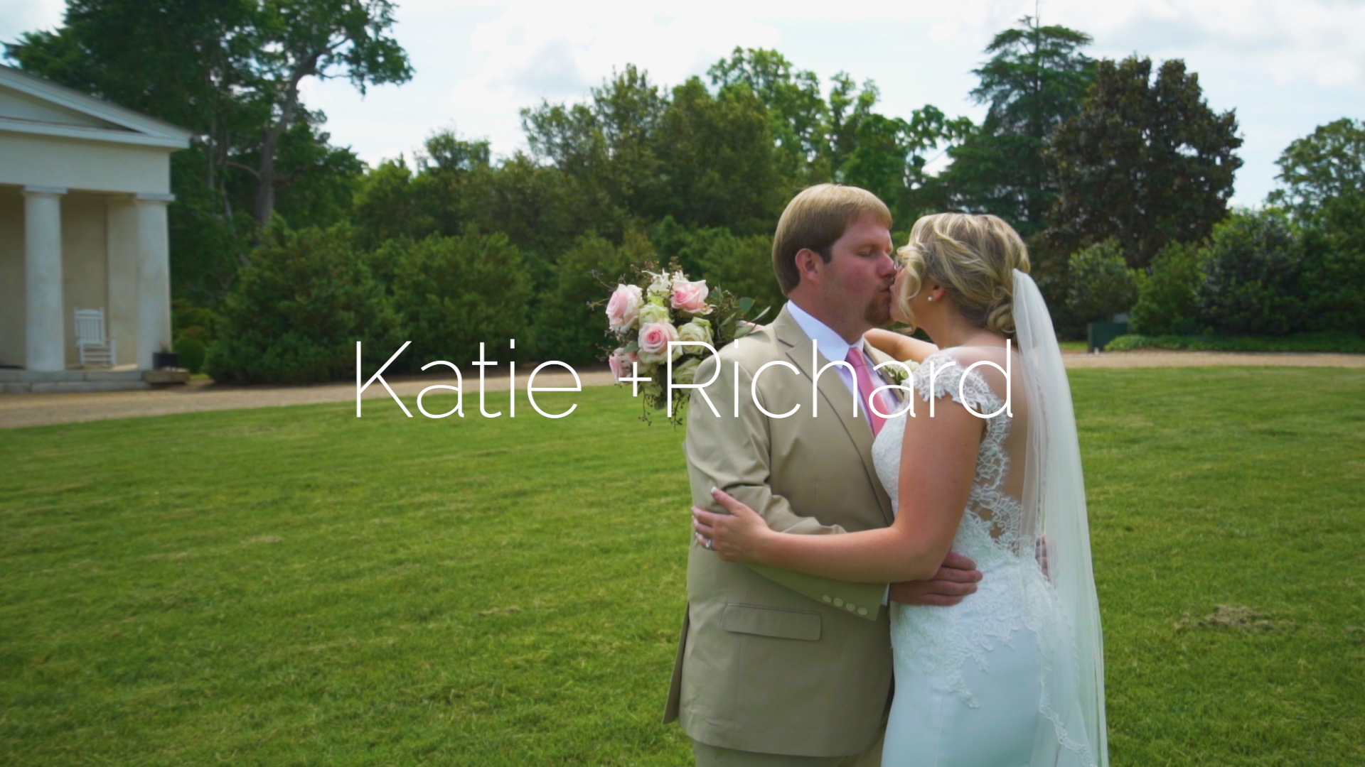 Katie + Richard | South Boston, Virginia | Berry Hill Mansion