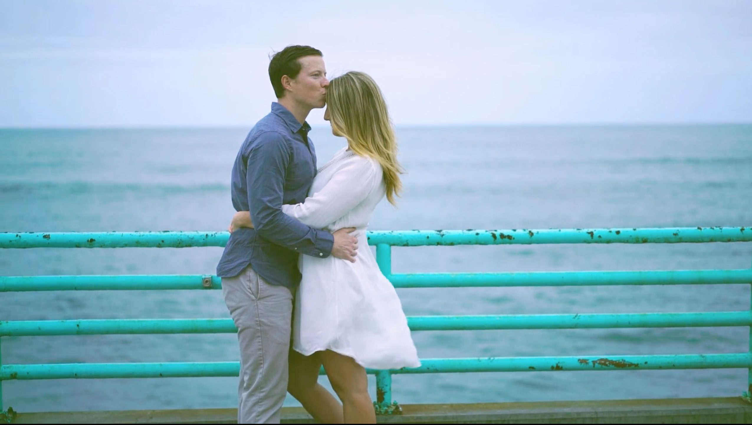 Ali + Bryan | Manhattan Beach, California | Manhattan Beach