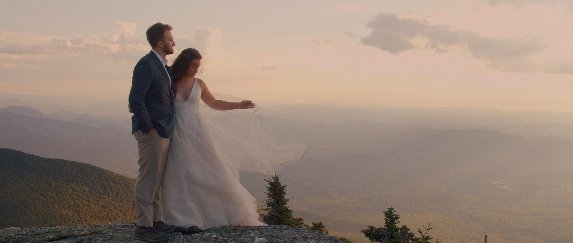 Lauren + Nick | Stowe, Vermont | Edson Hill