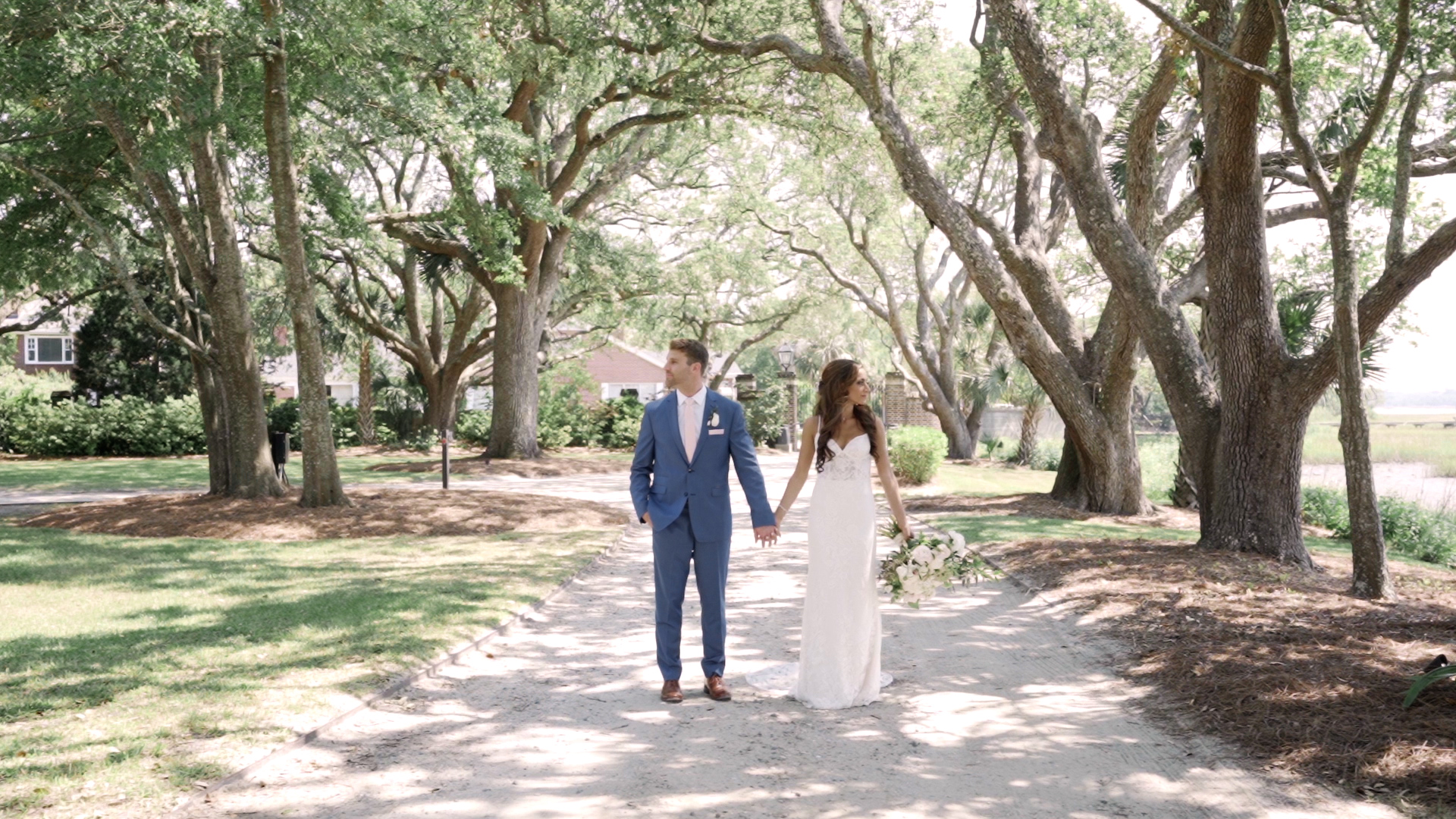Jessica + Josh | Charleston, South Carolina | Lowndes Grove