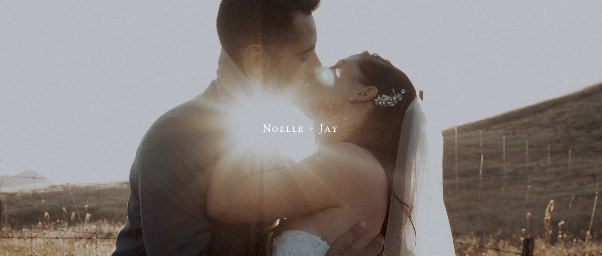 Noelle + Jay | San Martin, California | Clos LaChance