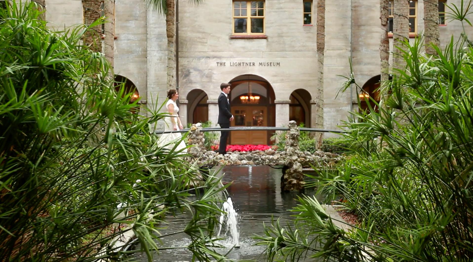 Marcie + Brady | St. Augustine, Florida | Treasury on the Plaza