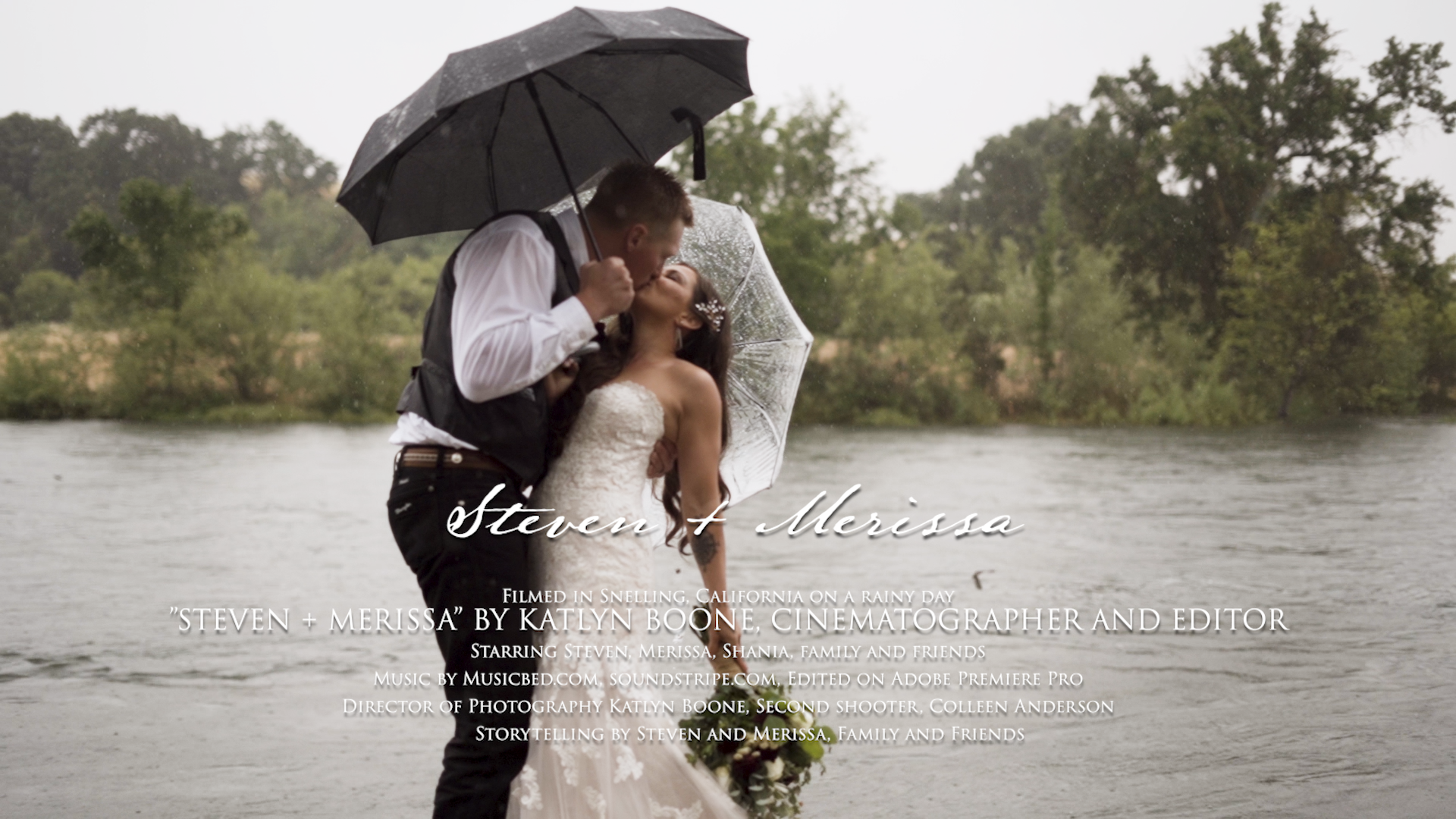 Steven + Marissa | Snelling, California | Private Residence