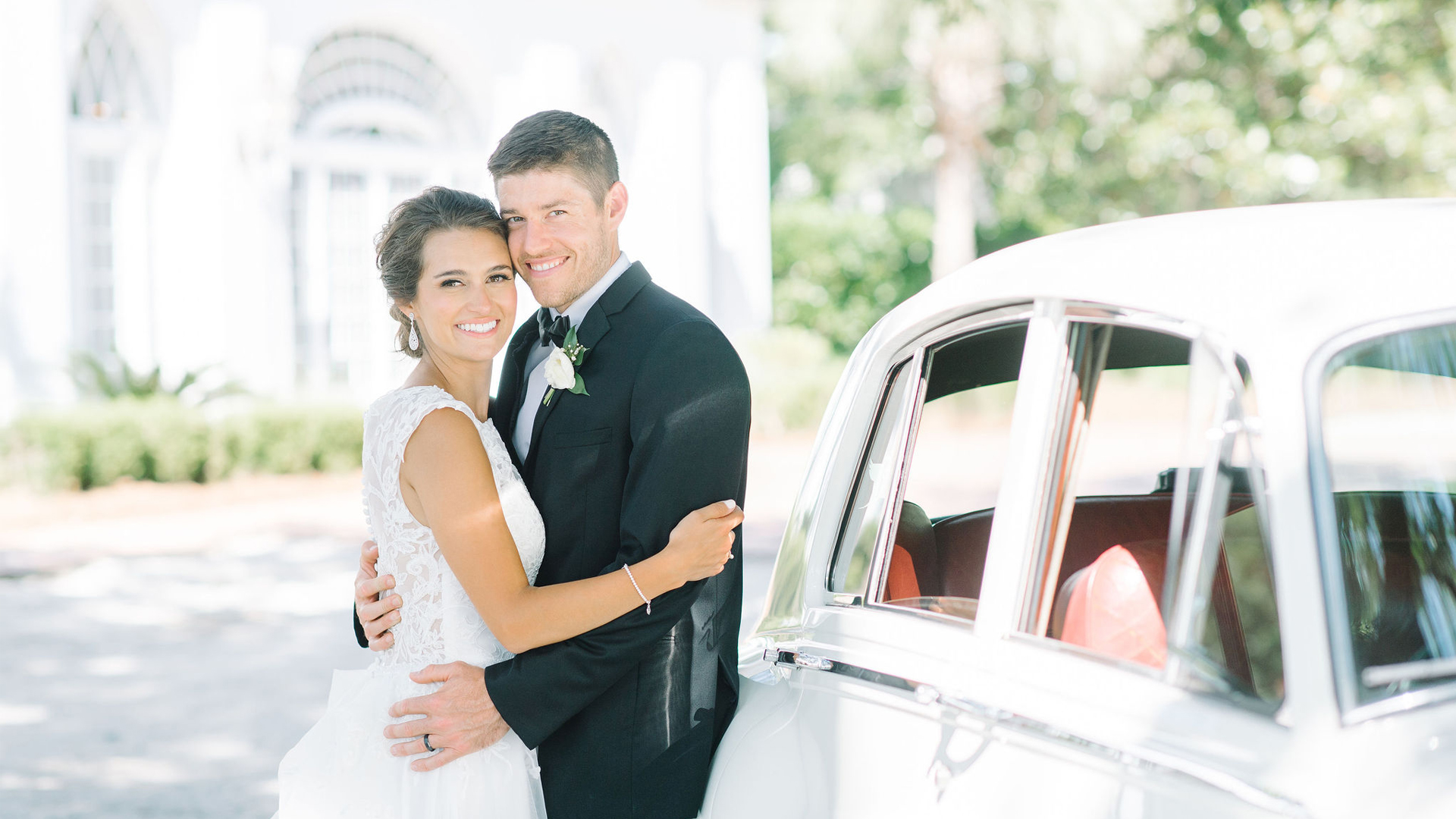 Carly + Sean | Charleston, South Carolina | Lowndes Grove