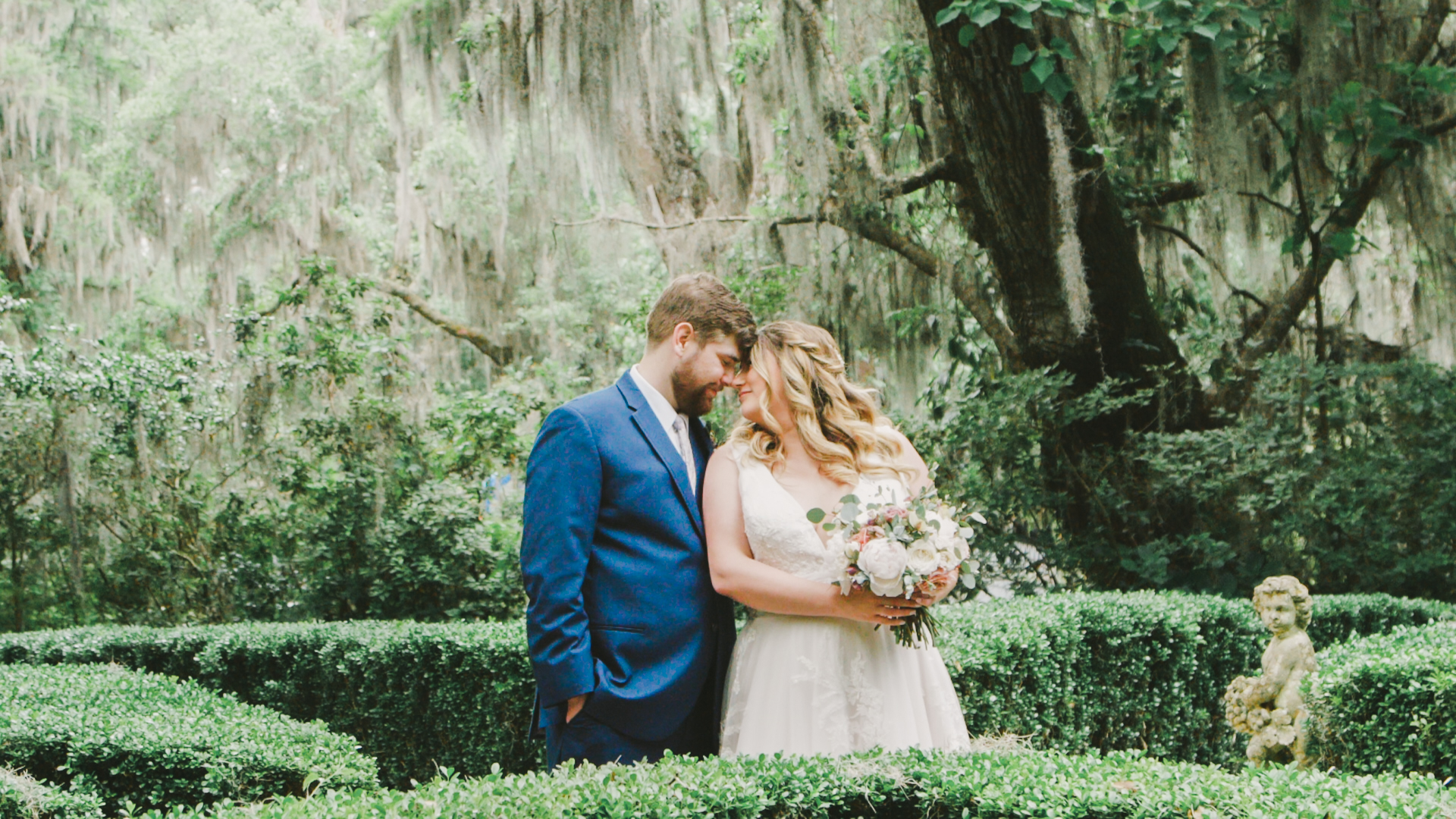 Paige + Troy | Charleston, South Carolina | Magnolia Plantation and Gardens
