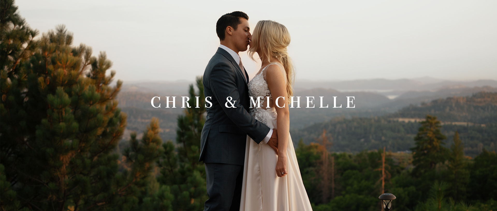 Chris  + Michelle | Murphys, California | Venticello