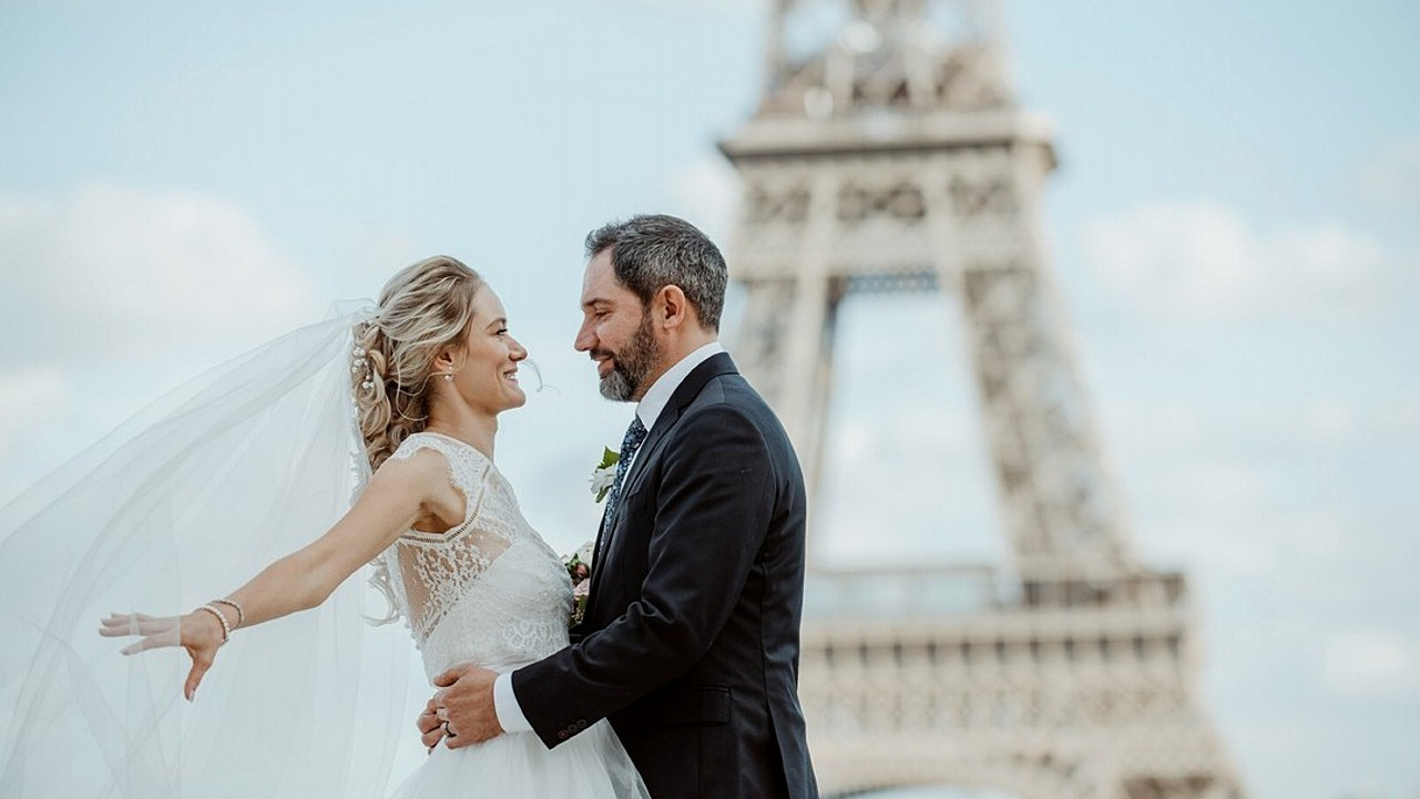 Julia  + Jason | Paris, France | Paris