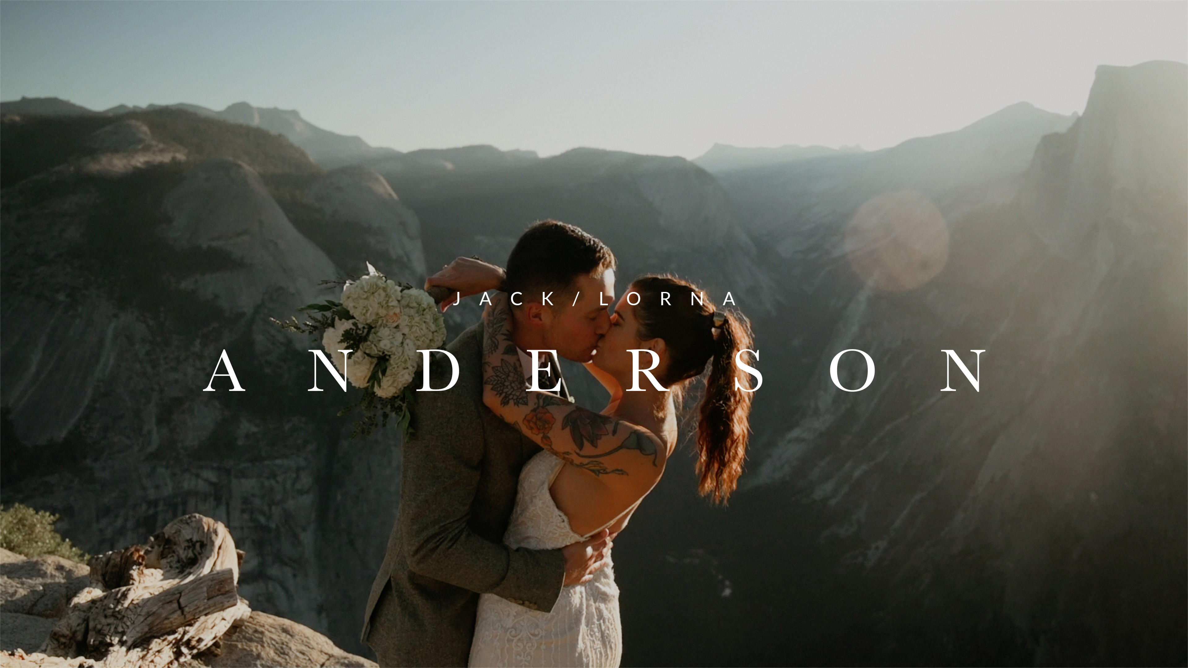 Jack + Lorna | Yosemite Valley, California | Yosemite National Park