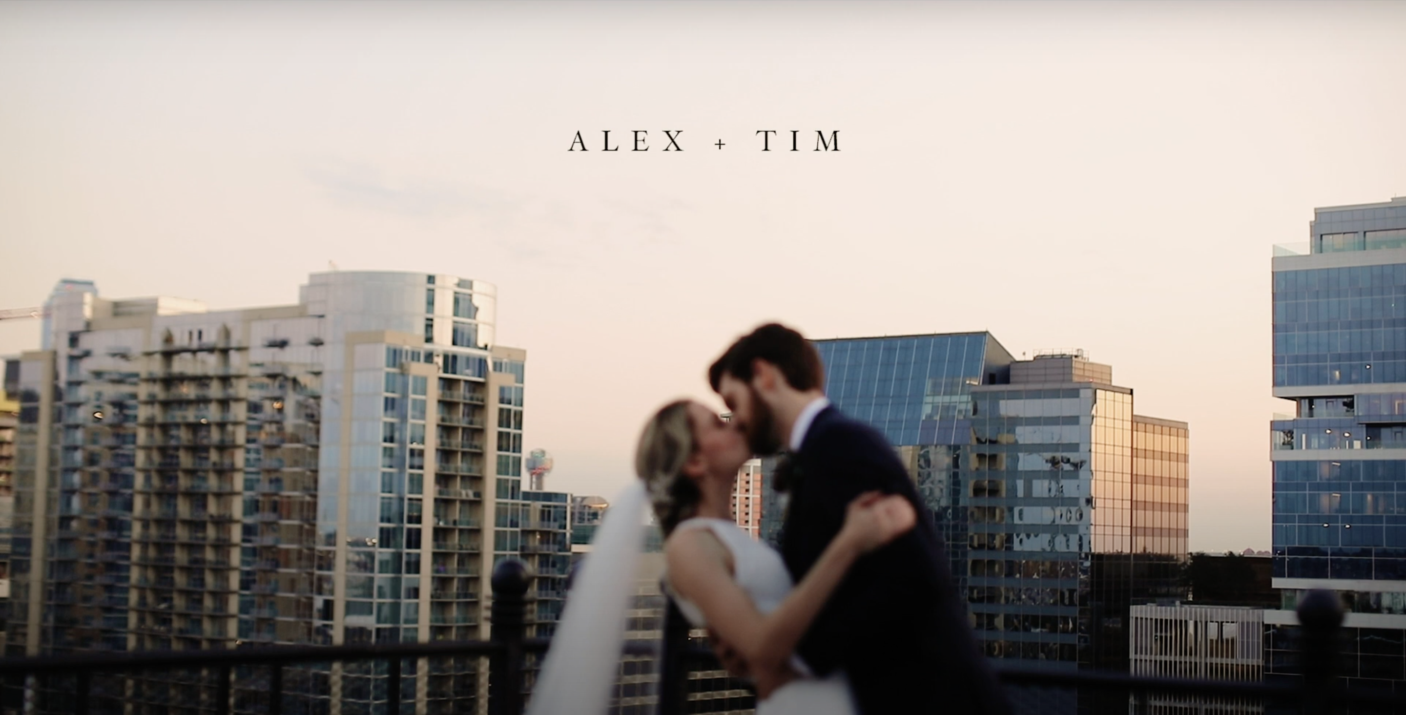 Alex + Tim | Dallas, Texas | The Stoneleigh