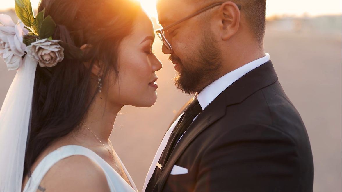 Mike + Janel | Fullerton, California | Hanger 21