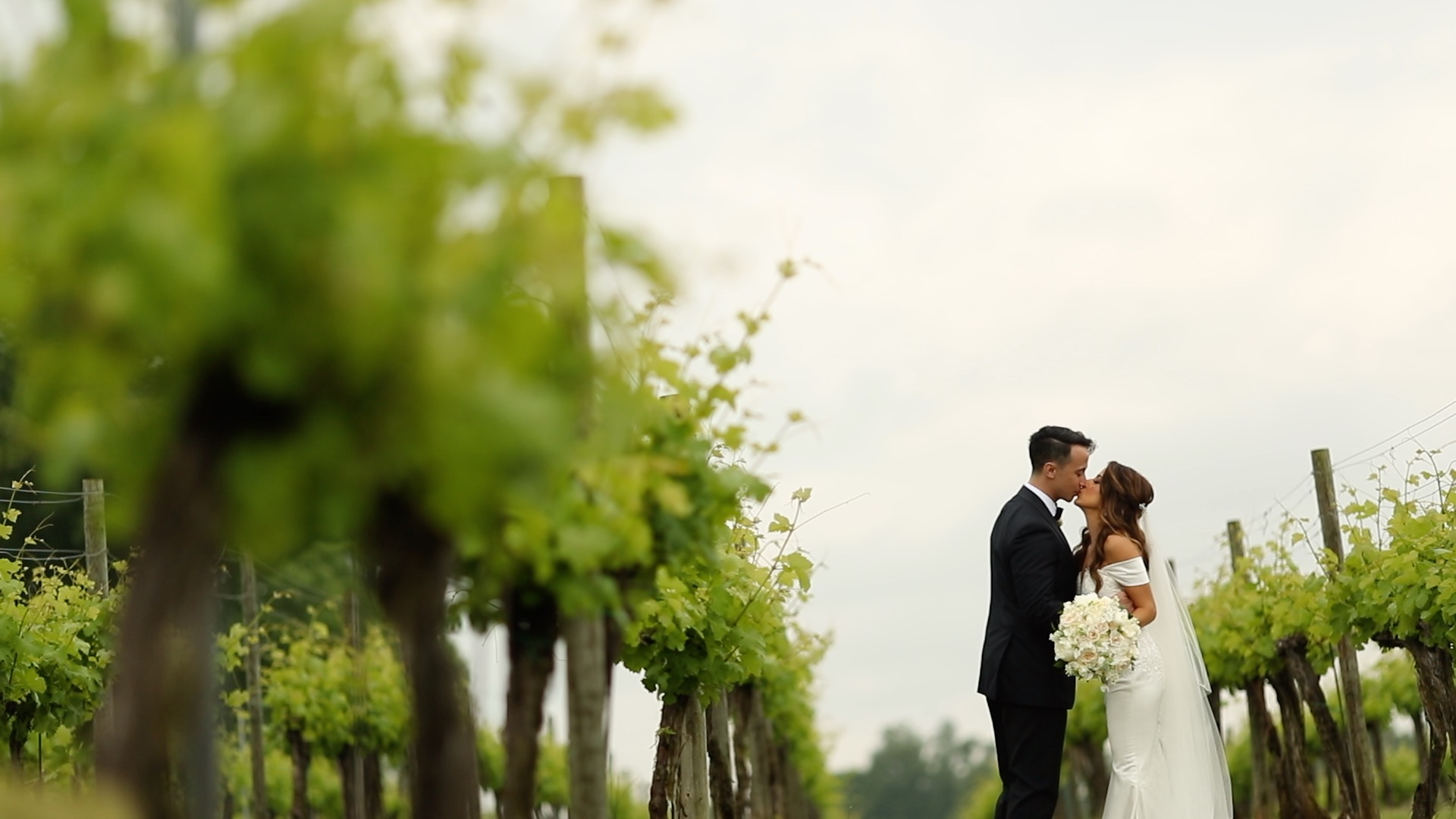 Armin + Eric | Keswick, Virginia | Keswick Vineyards