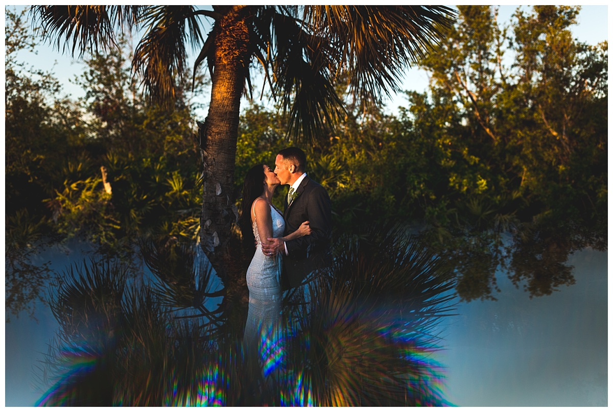 Megan + Brad | Malabar, Florida | Up the Creek Farm