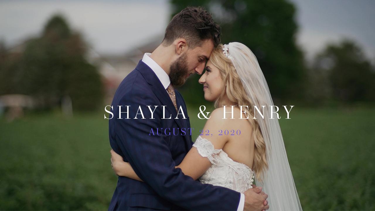 Shayla Wigand + Henry Loe | Columbus, Ohio | Wren Farm
