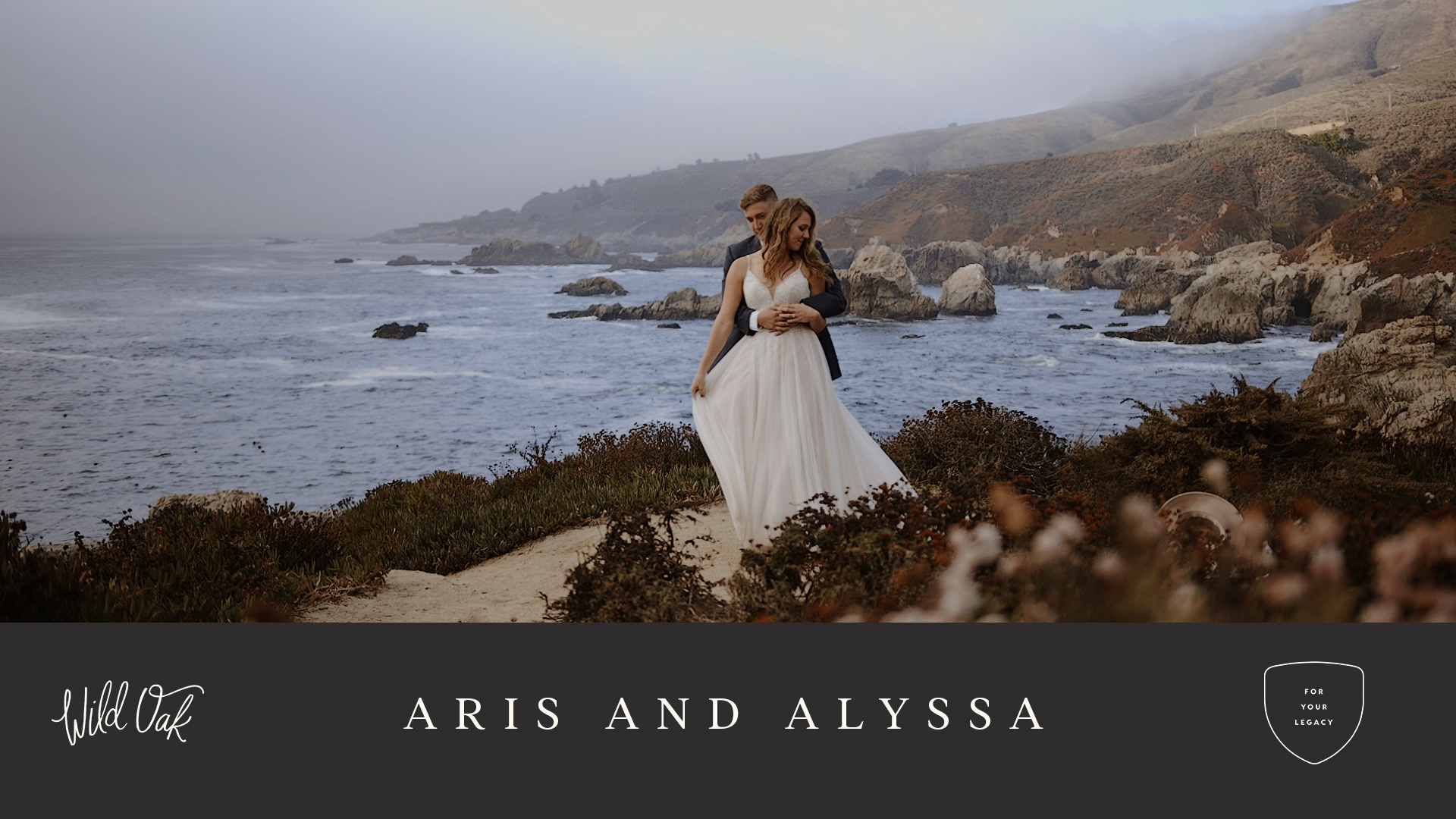 Aris + Alyssa | Big Sur, California | Big Sur