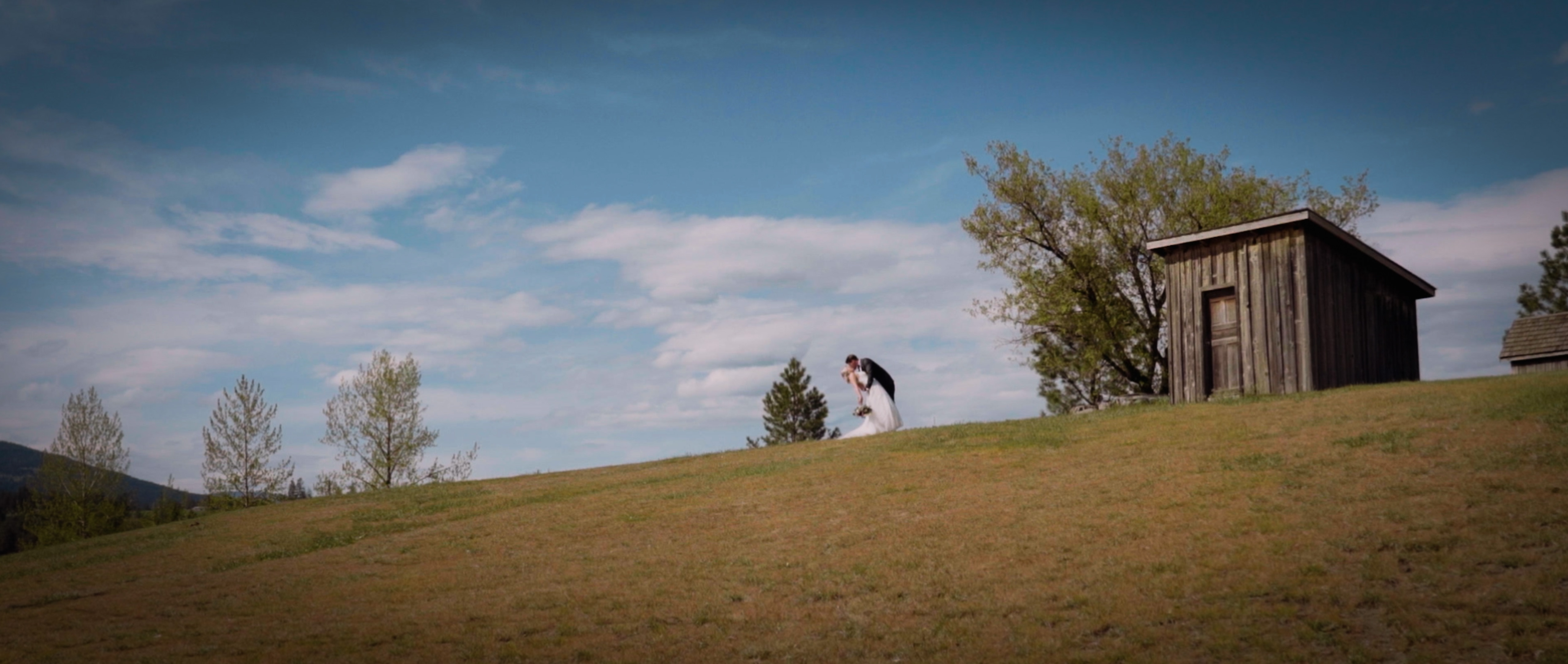 Jaclyn + Tyler | Armstrong, Canada | Private Home