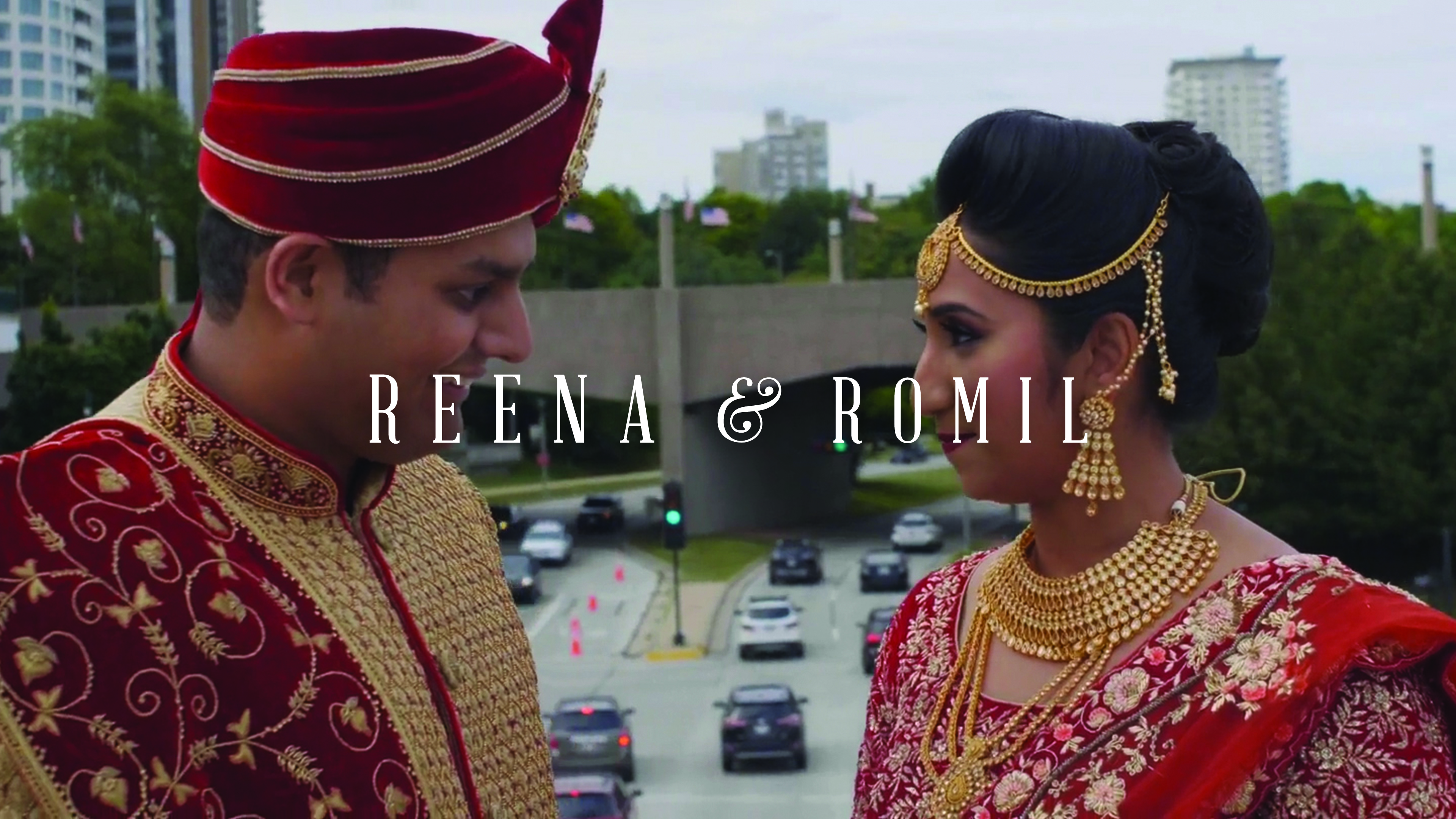 Reena + Romil | Milwaukee, Wisconsin | Milwaukee Art Museum