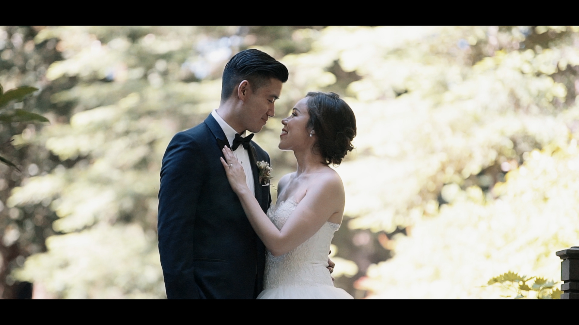 Cathy + Johnson | Los Gatos, California | Nestldown