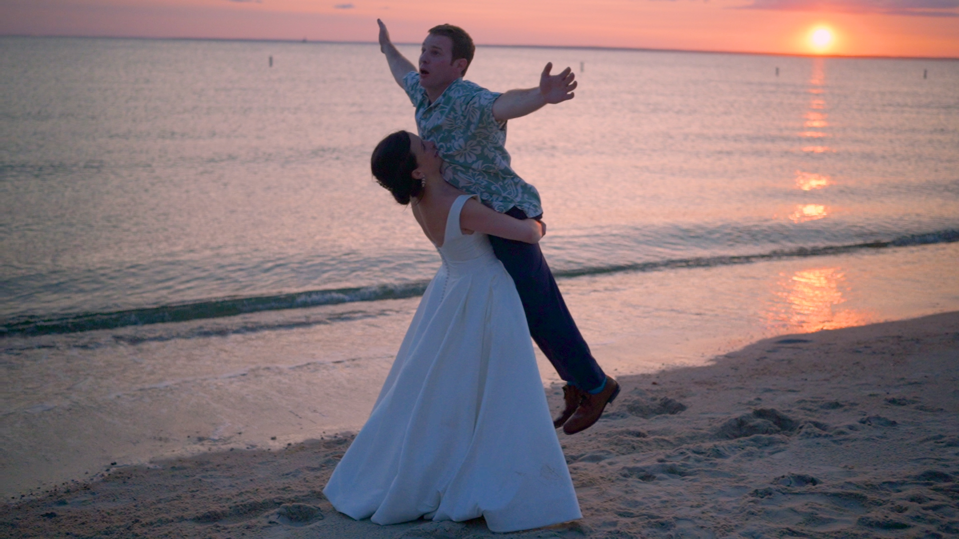 Rosie + Ryan | Falmouth, Massachusetts | Seacrest Beach Hotel