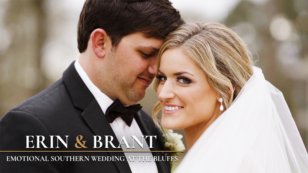 Erin + Brant | Saint Francisville, Louisiana | The Bluffs on Thompson Creek