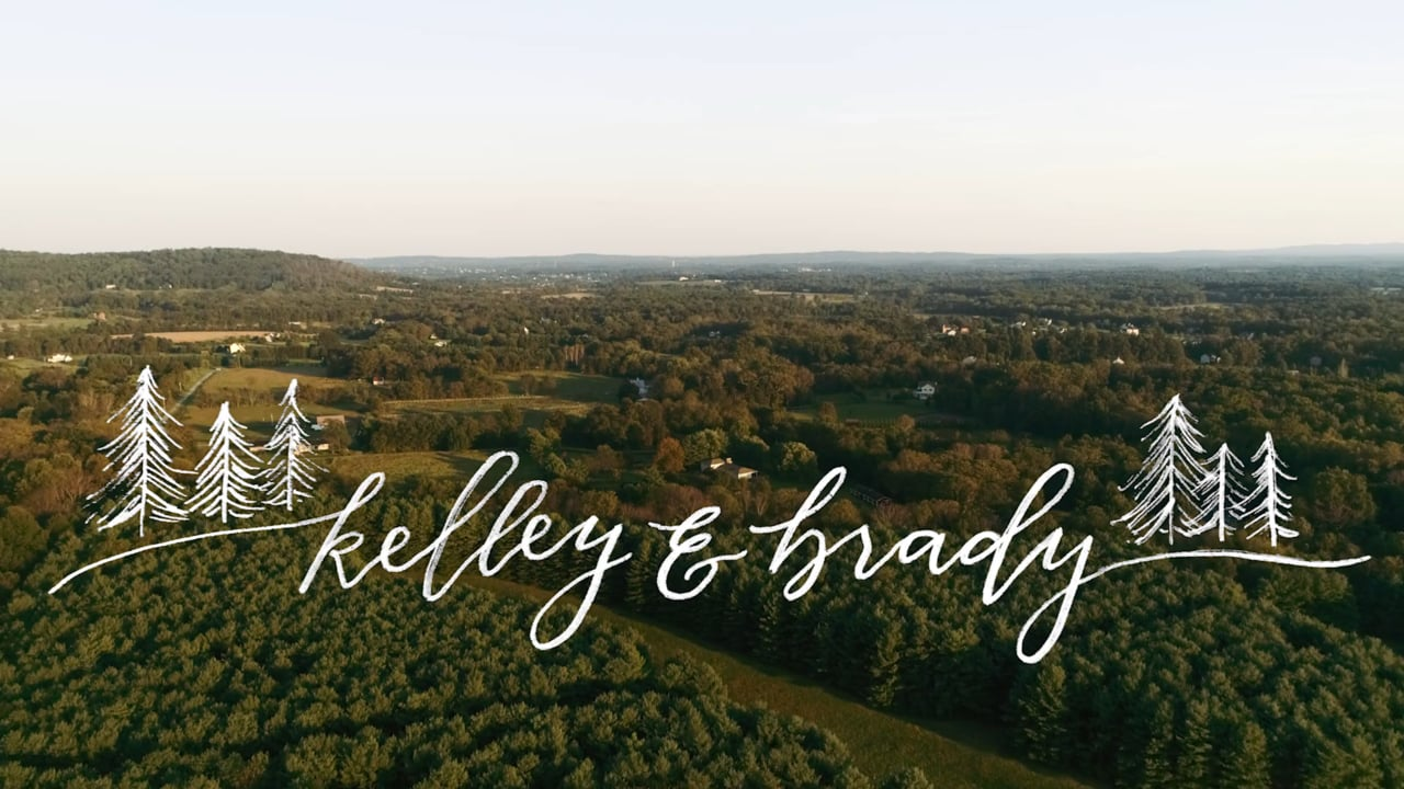Kelley + Brady | Purcellville, Virginia | The Bride's Childhood Home