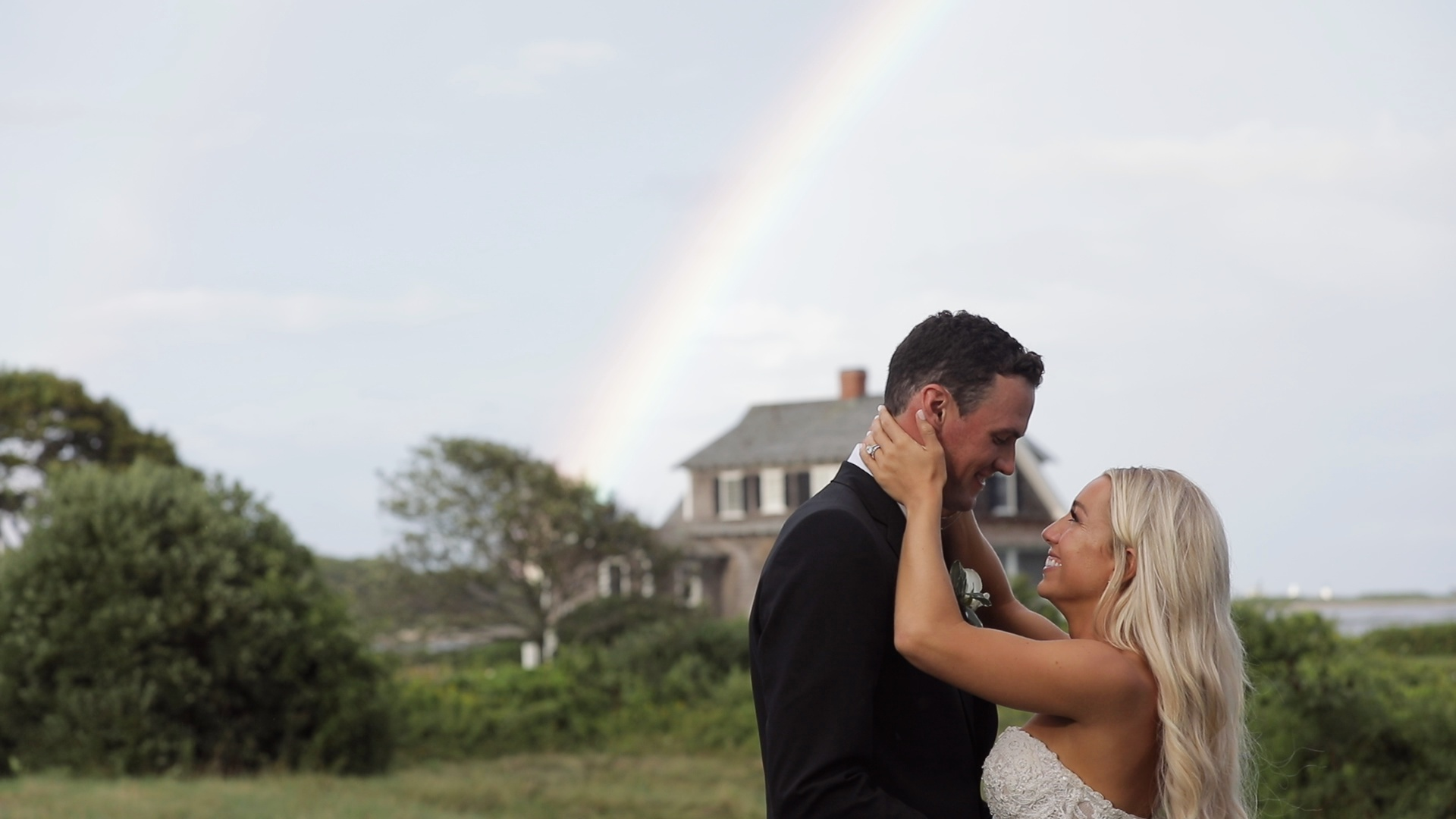 Kayla + Brian | Kennebunkport, Maine | Private Home, Kennebunkport