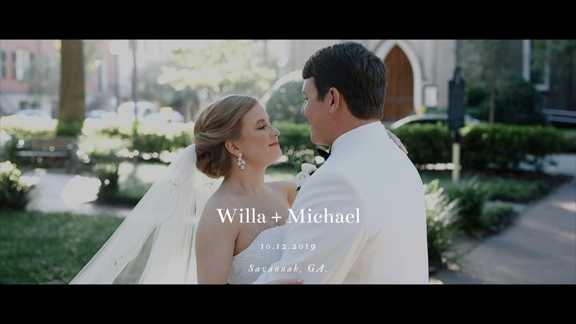 Willa + Michael | Savannah, Georgia | Savannah Golf Club