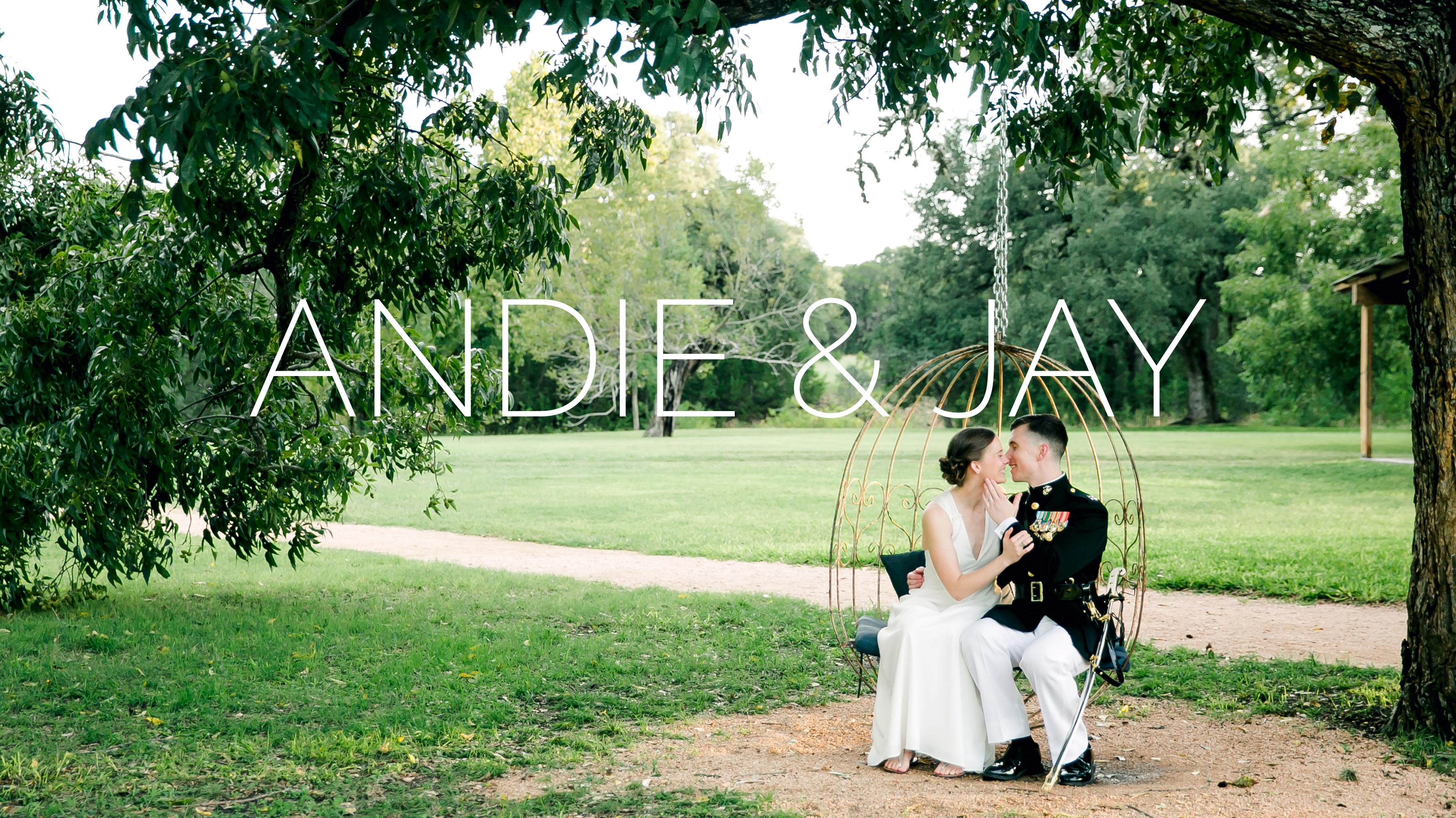 Andie + Jay | Austin, Texas | Pecan Springs Ranch, Austin