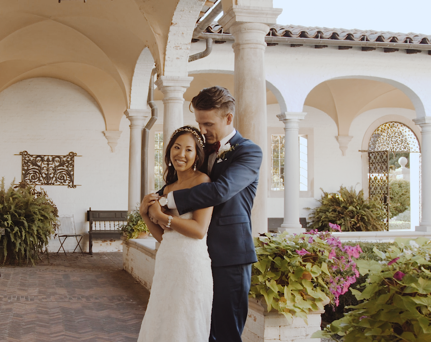 Janice + Colin | Milwaukee, Wisconsin | Villa Terrace Decorative Arts Museum