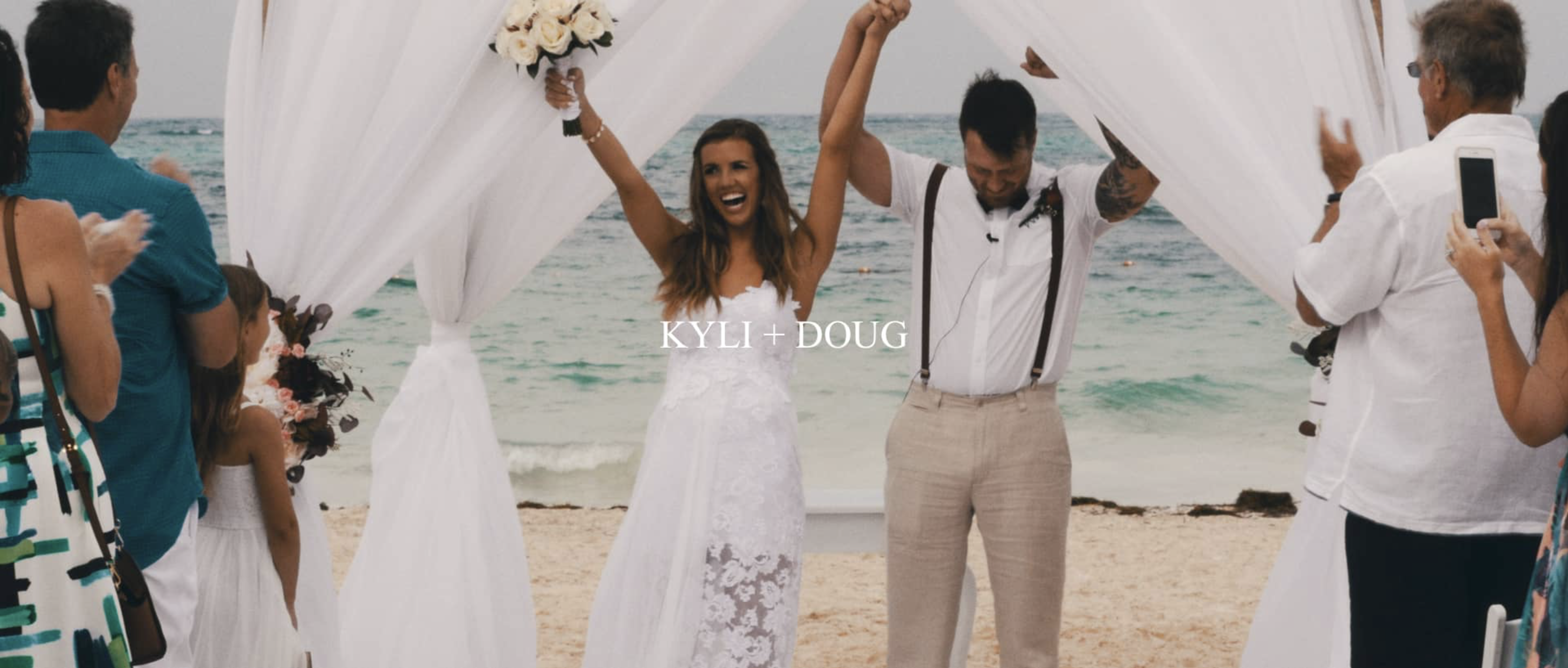 Kyli + Doug | Punta Cana, Dominican Republic | Now Larimar Punta Cana Resor