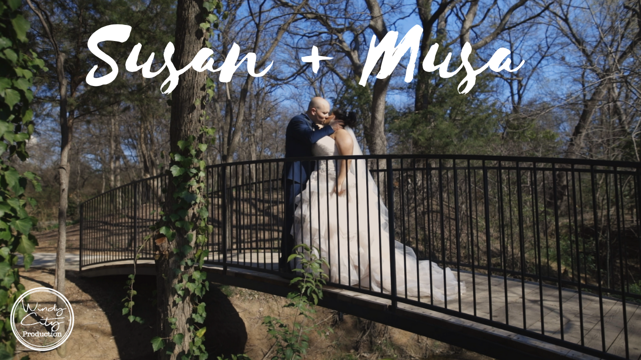 Susan + Musa | Dallas, Texas | Dallas Scottish Rite