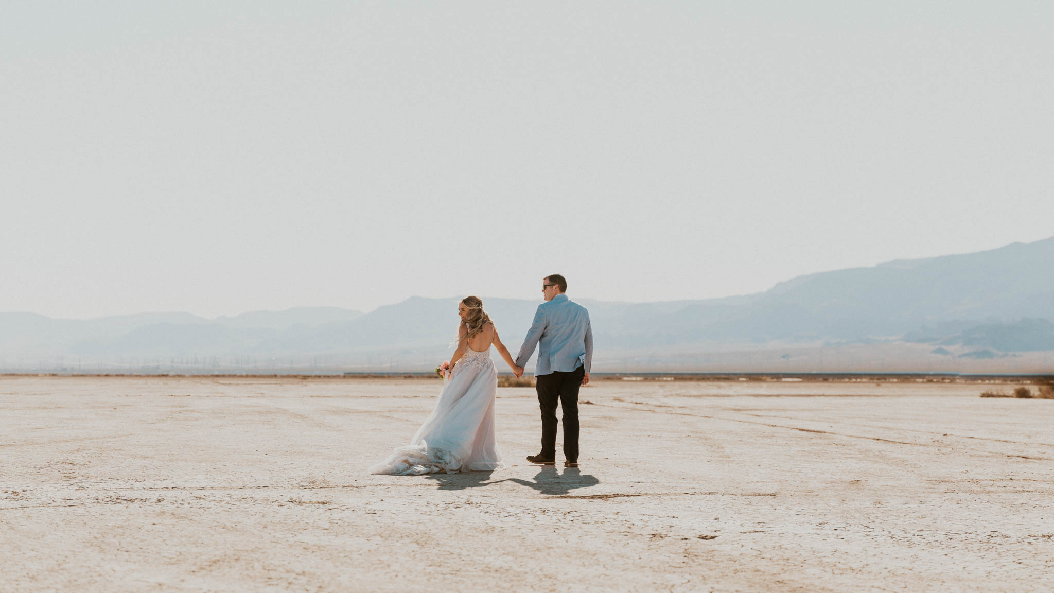 Ashley + Ben | Las Vegas, Nevada | a desert