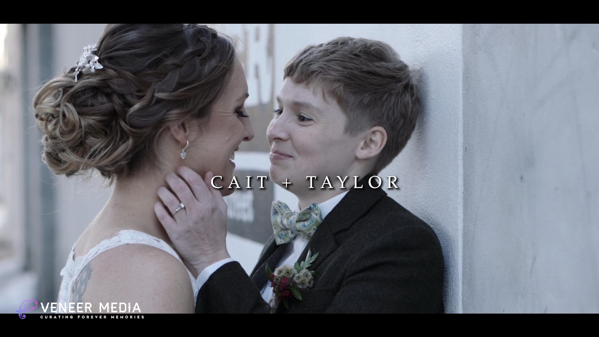 Cait + Taylor | Philadelphia, Pennsylvania | Front & Palmer