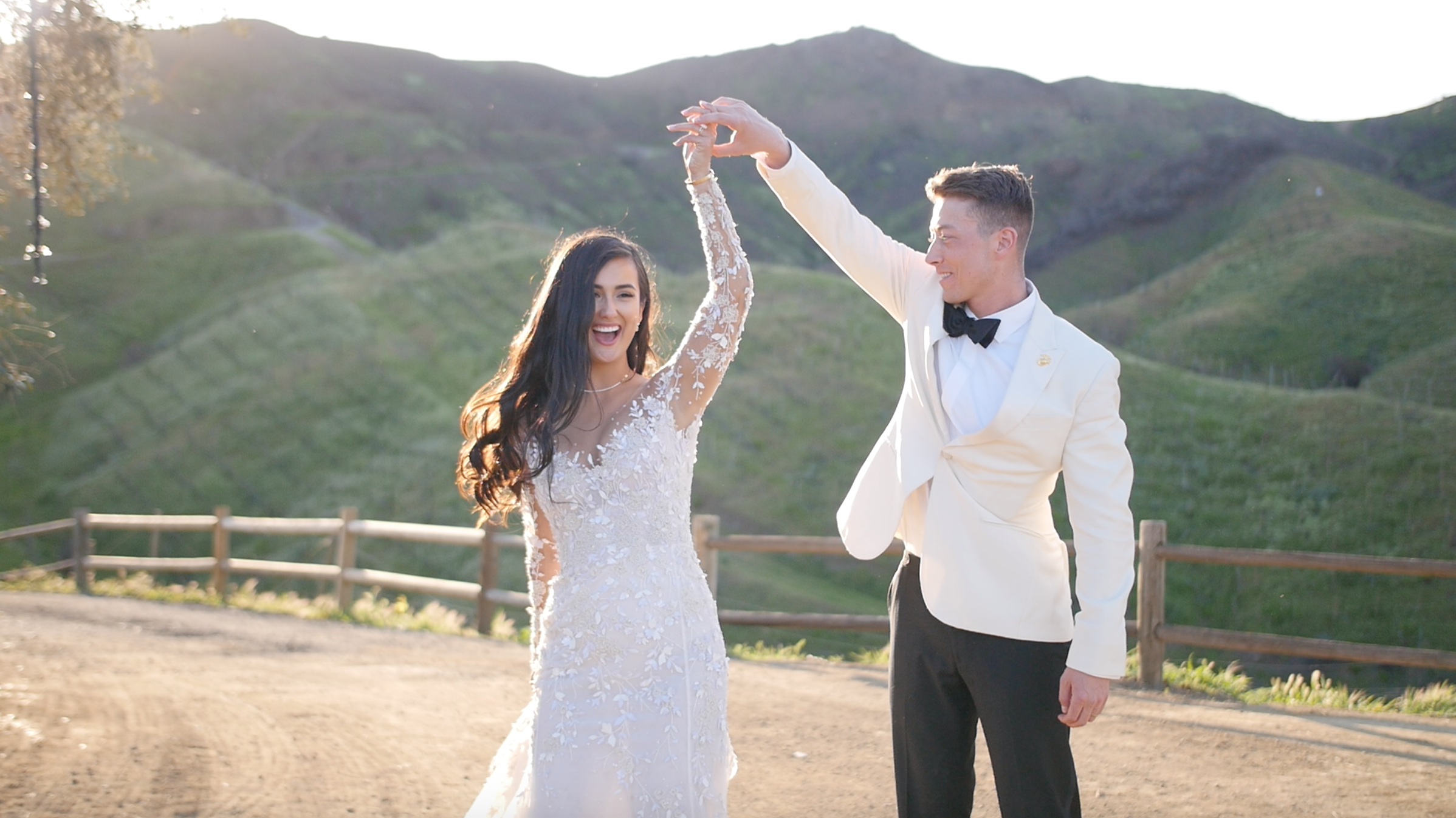 Amelia  + Levi | Malibu, California | Saddlerock Ranch