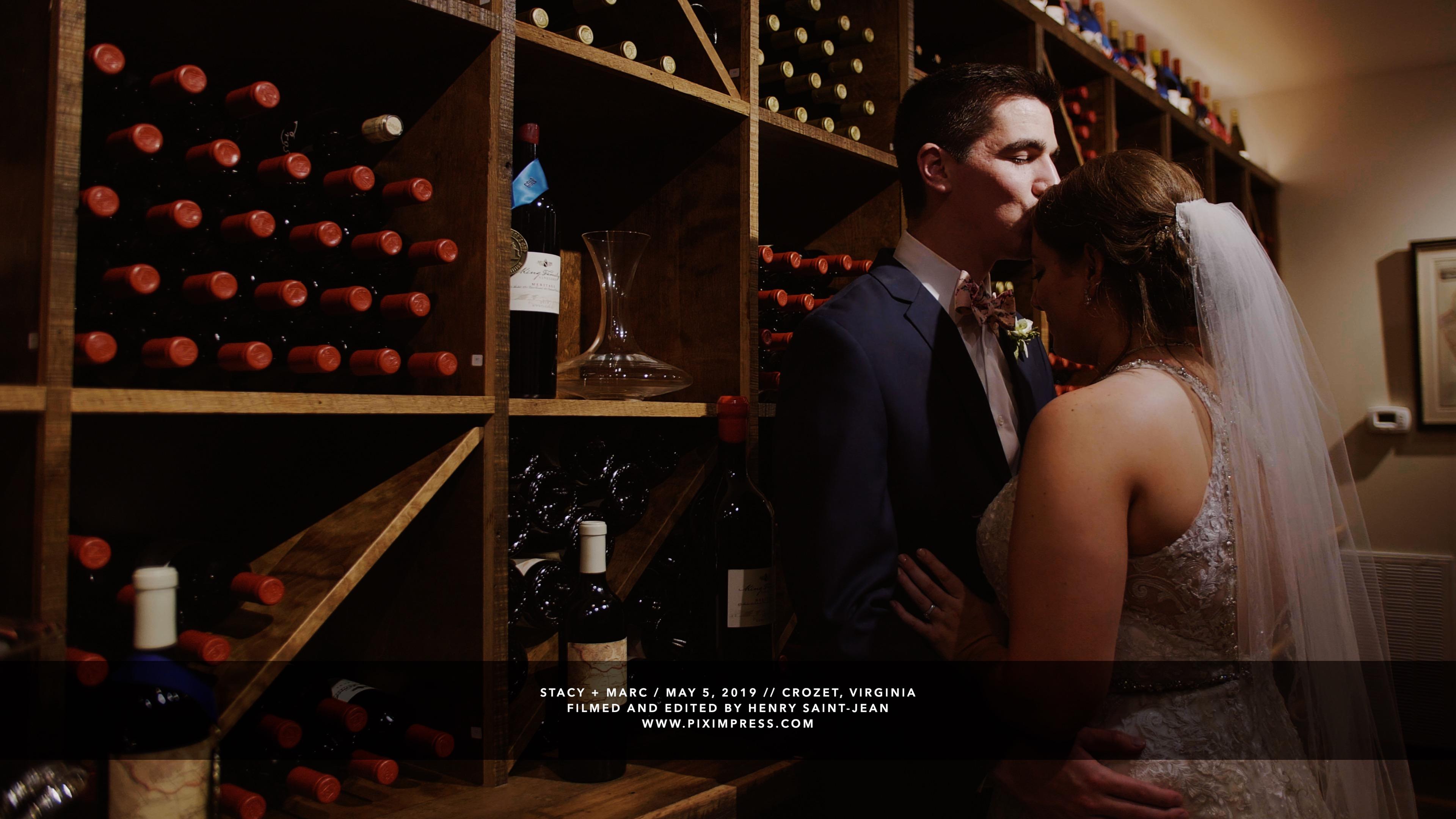 Stacy + Marc | Crozet, Virginia | King Family Vineyards