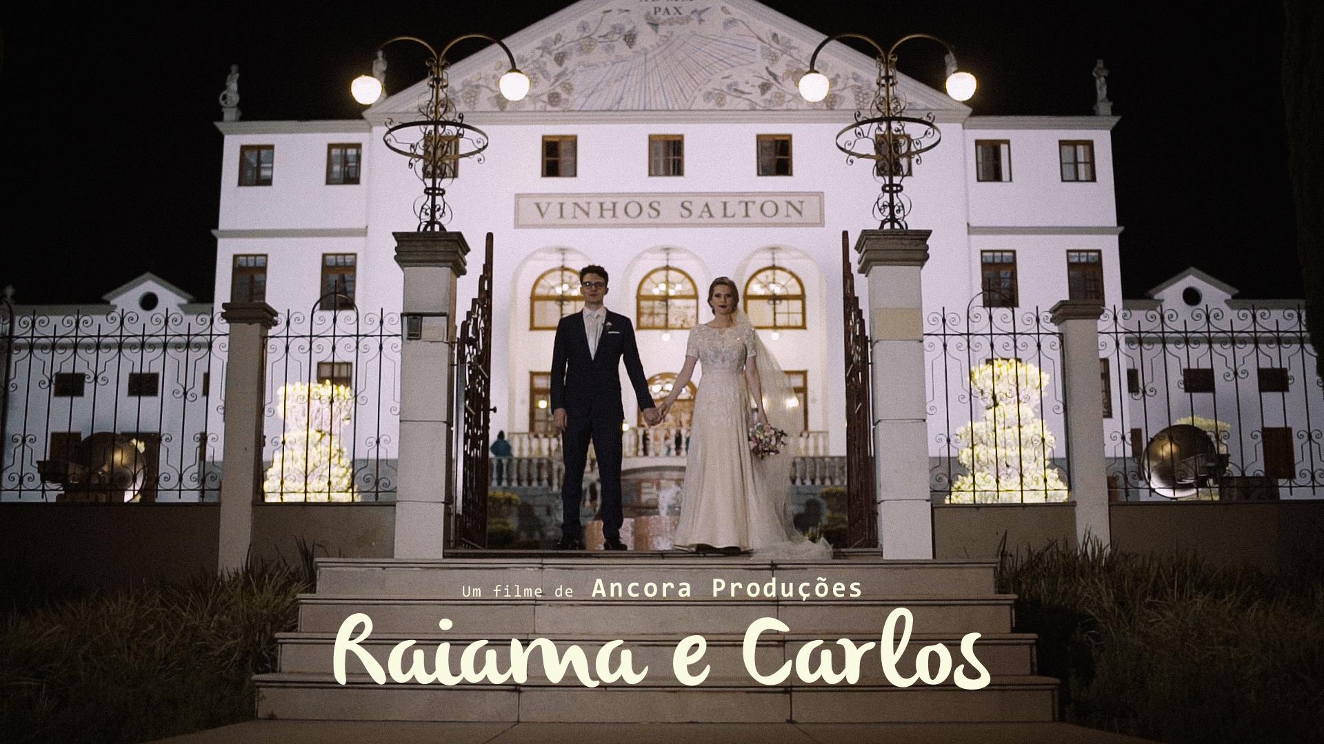 Raiama + Carlos | Bento Gonçalves, Rio Grande do Sul, Brazil | Vinícola Salton
