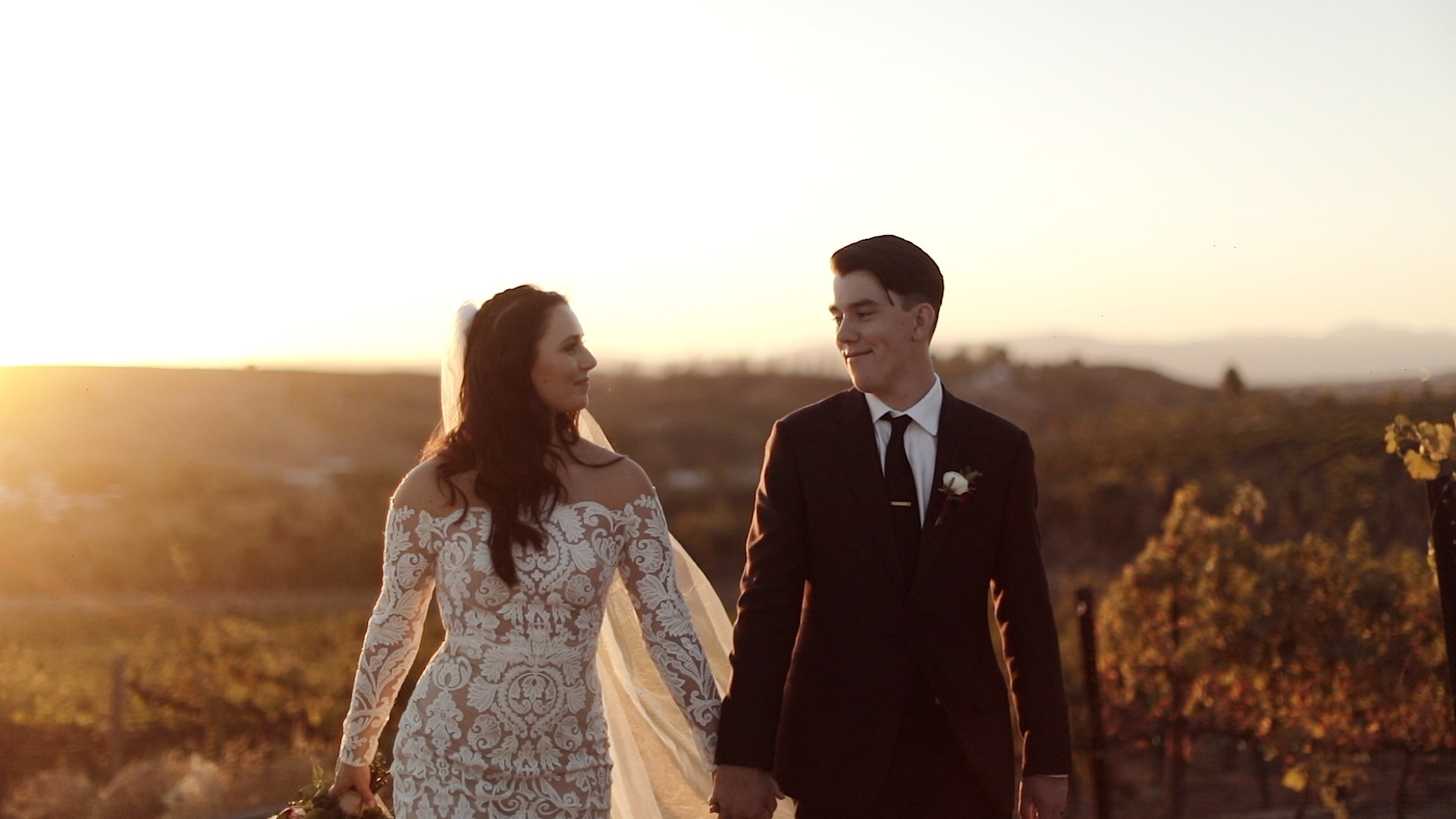 Hannah + Connor | Temecula, California | Falkner Winery