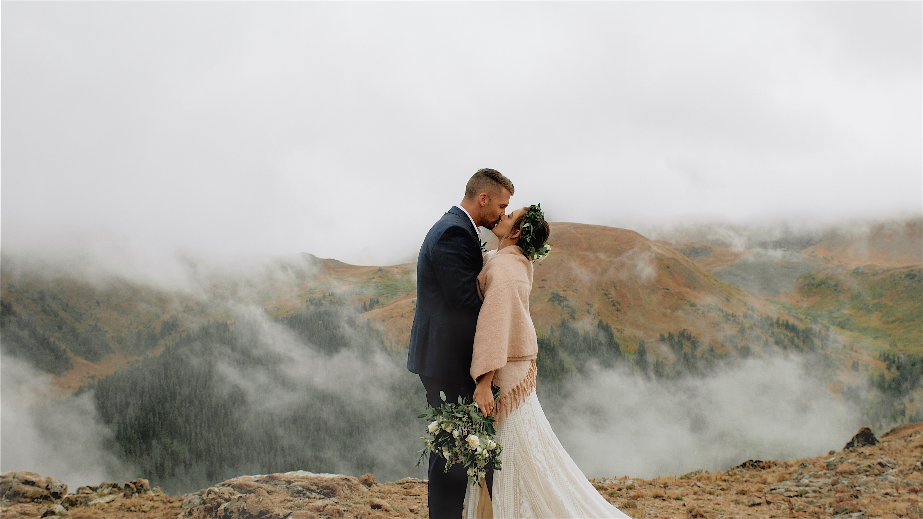 Kolby + Sam | Buena Vista, Colorado | Mt. Evans