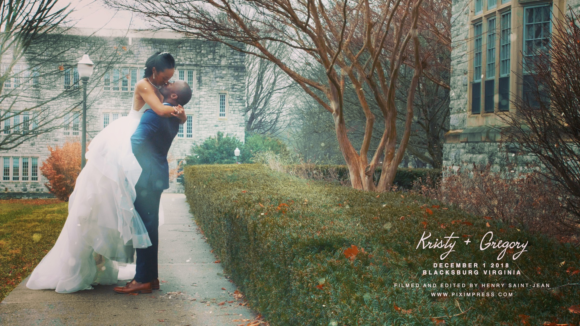 Kristy + Gregory | Blacksburg, Virginia | Owens Banquet