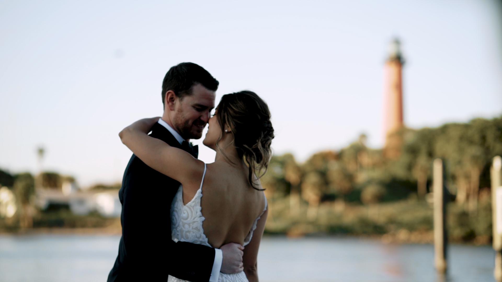 Nicole + Richie | Jupiter, Florida | The Pelican Club