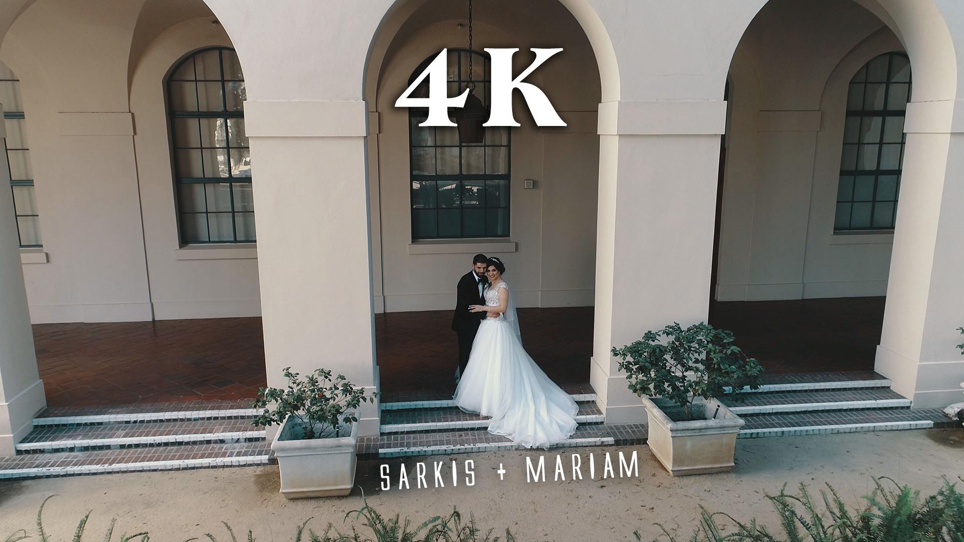 Sarkis + Mariam | Glendale, California | Metropol venue