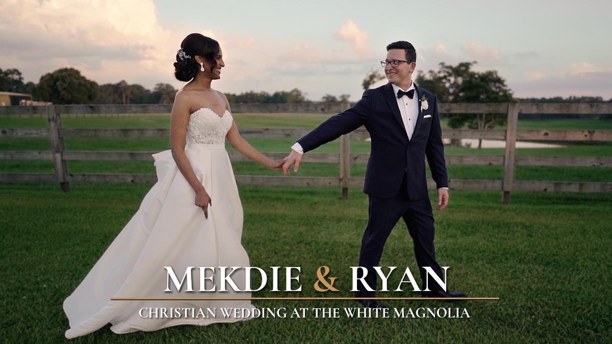 Mekdie + Ryan | Kentwood, Louisiana | The White Magnolia
