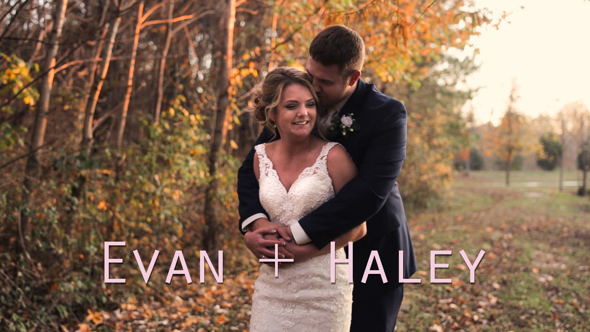 Evan + Haley | Evansville, Indiana | Discovery Lodge