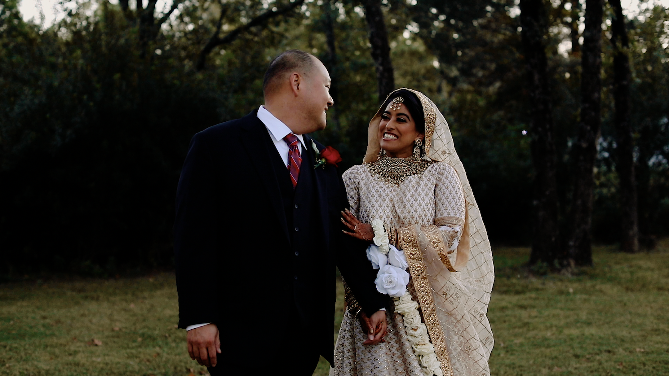 Kamilah + Najib | Rockwall, Texas | The Springs