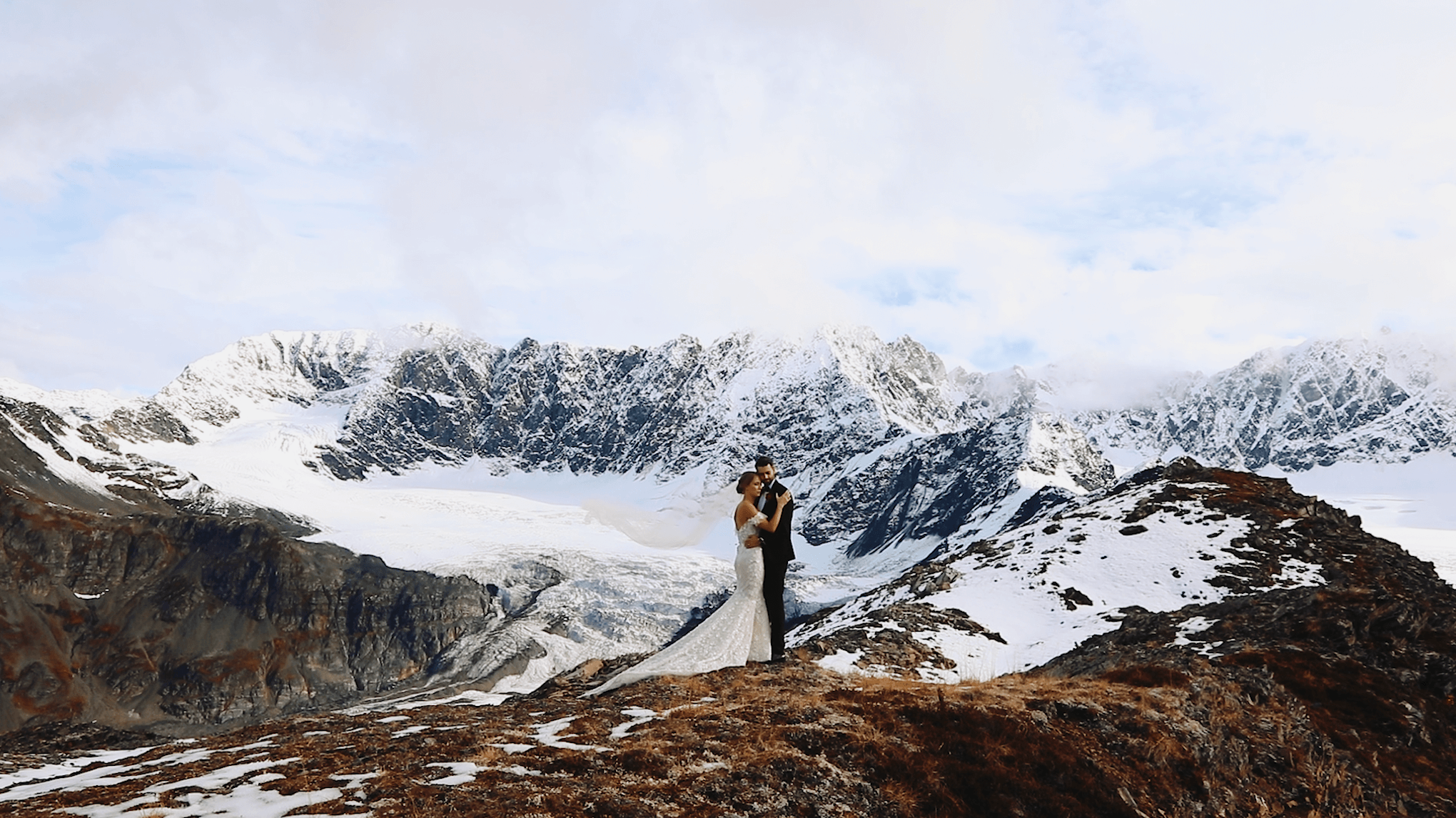 Alex + Peter | Anchorage, Alaska | Alaska Wilderness